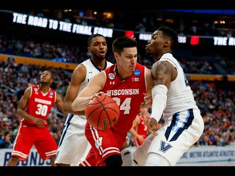Wisconsin vs. Villanova: Game Highlights
