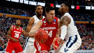 Wisconsin vs. Villanova: Game Highlights