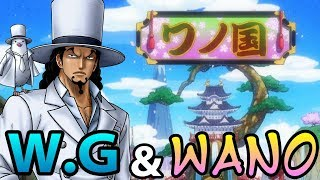 Wano & The World Government - One Piece Discussion