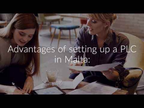 🏢 Advantages of setting up a Public Limited Company (PLC) in Malta