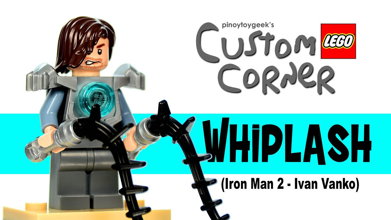 Lego Iron Man 2 Whiplash | www.pixshark.com - Images ...