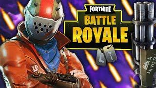 RANDOM SQUADS & MINIGUNS   Fortnite Battle Royale Gameplay