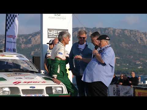 Didier Auriol et Denis GIraudet tour de corse historique 2018