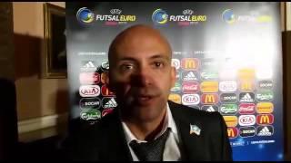 Какау — об итогах жеребьевки ЕВРО-2016