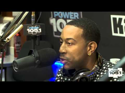 Ludacris Interview On The Breakfast Club