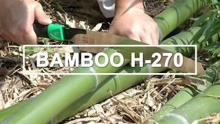 ZETSAW BAMBOO H-270