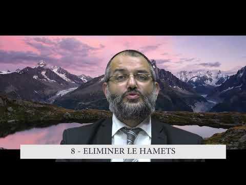 613 Mitsvot - 8eme Commandement DE LA TORAH - Éliminer le Hamets  - Rav Ilan Fitoussi