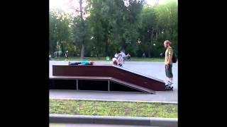 VLOG! 🐶🌷прогулка по парку с йорком Габо)))