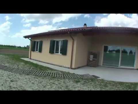 naturalia bau casa in legno rifinita con argilla procrea