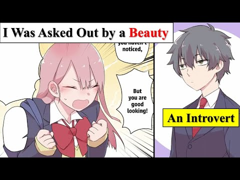 """【Manga】I, an Ugly Introvert, Was Asked Out by a Beauty...""""You ARE Good Looking!""""【A Satisfying Story】"""
