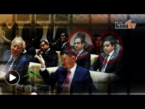 """""""Apa jawatan dua anak Najib dalam kerajaan,"""" soal Khairuddin"""