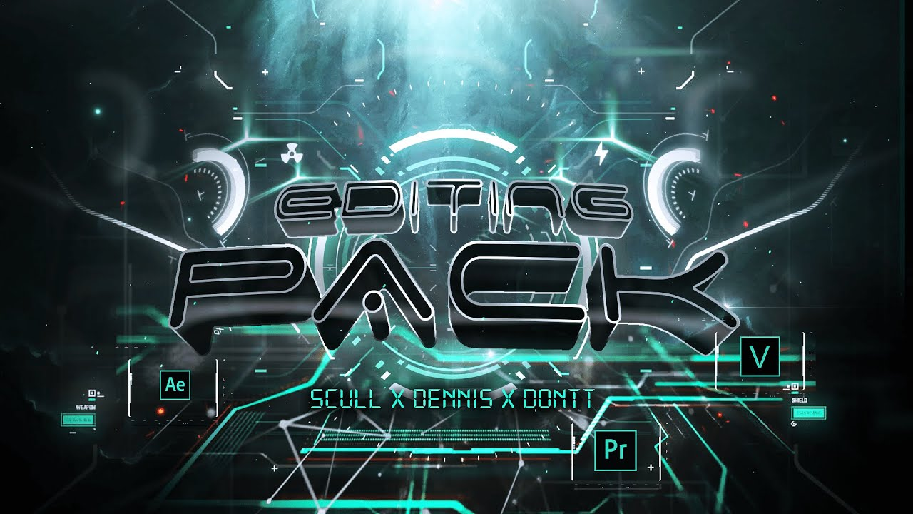Download Scull x Dennis x Dontt *ULTIMATE* Editing Pack (The ONLY EDITING PACK You Will EVER Need)