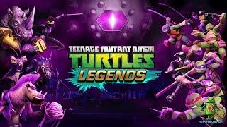 Code To The Card Pack Teenage Mutant Ninja Turtles Legends