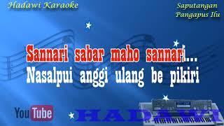 Karaoke Lagu Tapsel SAPUTANGAN PANGAPUS ILU - UCOK SUMBARA (Cover Tanpa Vokal)