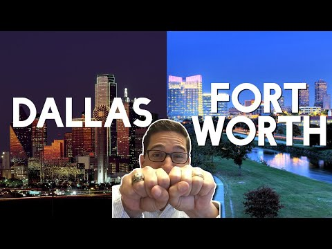 Moving or Relocating to Dallas / Fort Worth? (ft. Todd Tramonte)
