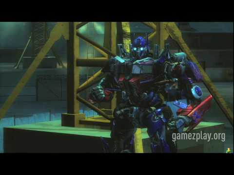 Transformers: Revenge of the Fallen The Game HD Trailer 02