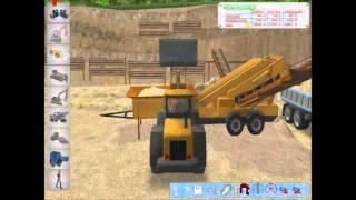 Digger Simulator 2011 Mission 1 Gravel Pit