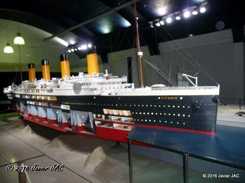 """El trasatlántico """"RMS TITANIC"""" arriba al  puerto de Vigo."""