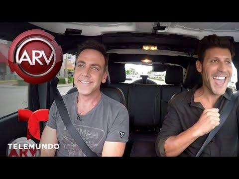 Adamari López le rompió el corazón a Carlos Ponce  Al Rojo Vivo  Telemundo