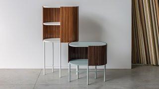 Pagliòlo Bookcase By Davide G Aquini