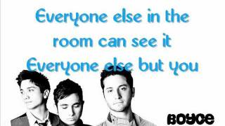 What makes you beautiful - Boyce Avenue version / / Lyrics on screen
