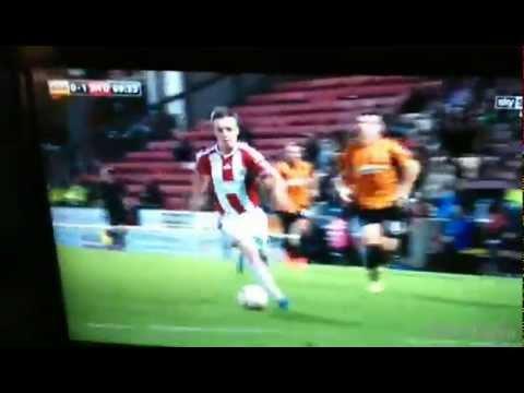 Sheffield Utd Vs Bradford How Is This Not A Foul