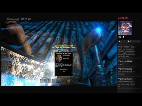 Live ARK fr(Dlc ps4)