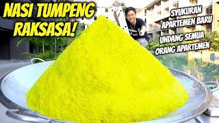 Download lagu SE-GUNUNG NASI TUMPENG UNTUK MAKAN RATUSAN ORANG! ALHAMDULLILAH..