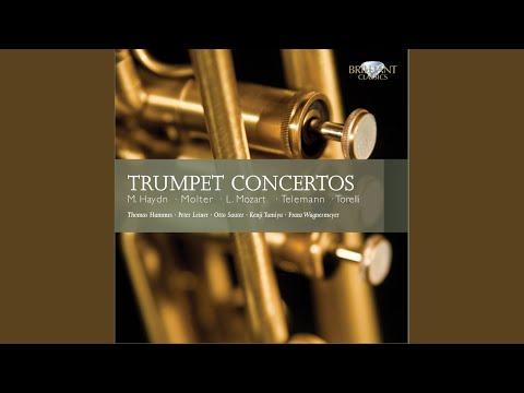 Concerto For 3 Trumpets, 2 Oboes, Timpani, Strings U0026 B.C.: II. Allegro