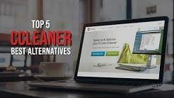 Top 5 CCleaner Alternatives for Maintaining Your PC!