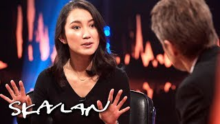Shiori Ito broke Japan's silence on rape: –  The outcome was brutal | SVT/NRK/Skavlan