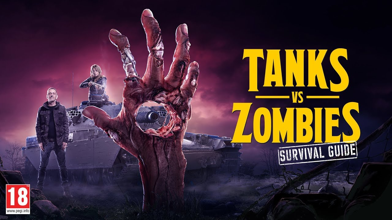 World of Tanks: The Zombie Survival Guide – Coming Soon