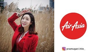 WOW : Air Asia Thailand safety Demonstration