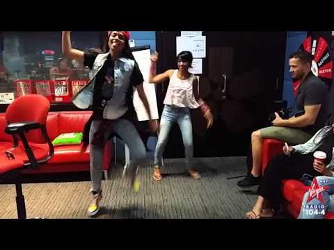 iiSuperwomanii and Priti Malik Dance it Out in Dubai!