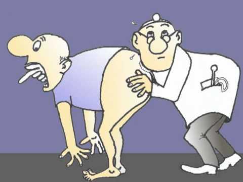 Tastbefund - Vorsorge beim Urologen