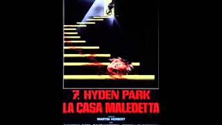7, Hyden Park - La casa maledetta - Francesco De Masi - 1985
