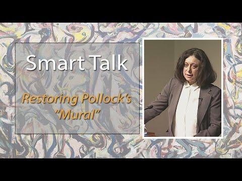 "Jackson Pollock's ""Mural"" UI Museum of Art Smart Talk"