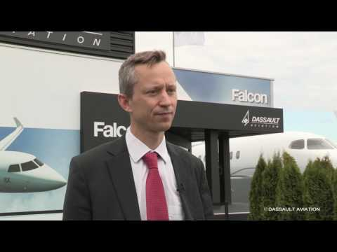 Dassault Aircraft Spares Parts network - 2017 Paris Air Show - Dassault Aviation