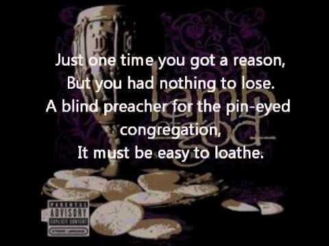 Redneck Lyrics- Lamb Of God