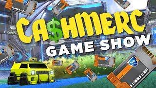 THE CASHMERC GAMESHOW (cash cab + Rocket League) Ep 1