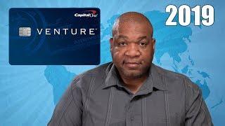 Venture Card Update 2019