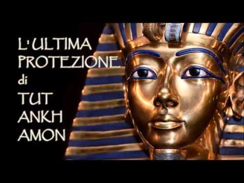 """Conferenza """"L'ULTIMA PROTEZIONE DEL PRINCIPE TUTANKHAMON"""""""