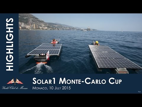 Solar 1 Monte Carlo Cup Powered by the YCM 2015 - Highlights Day 2