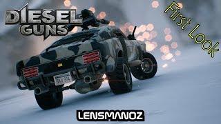 Diesel Guns - First Look #DieselGuns