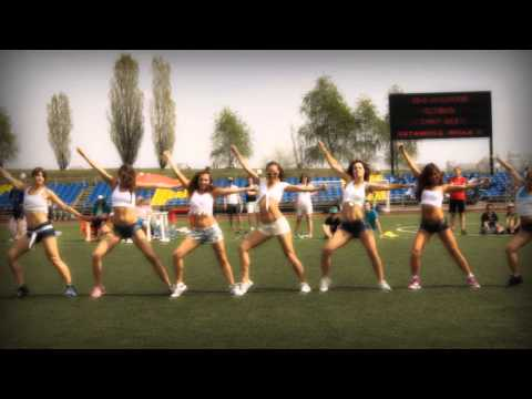 Pop Up Dance Team - Reggaeton Fusion - Rompe choreo