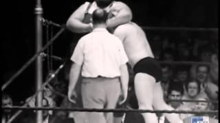 Haystack Calhoun Vs. Buddy Rogers (04/14/1961)