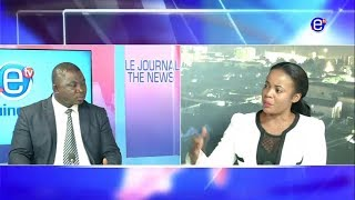 THE 6 PM NEWS (GUEST: AKO JOHN AKO) EQUINOXE TV TUESDAY, MAY 22nd 2018