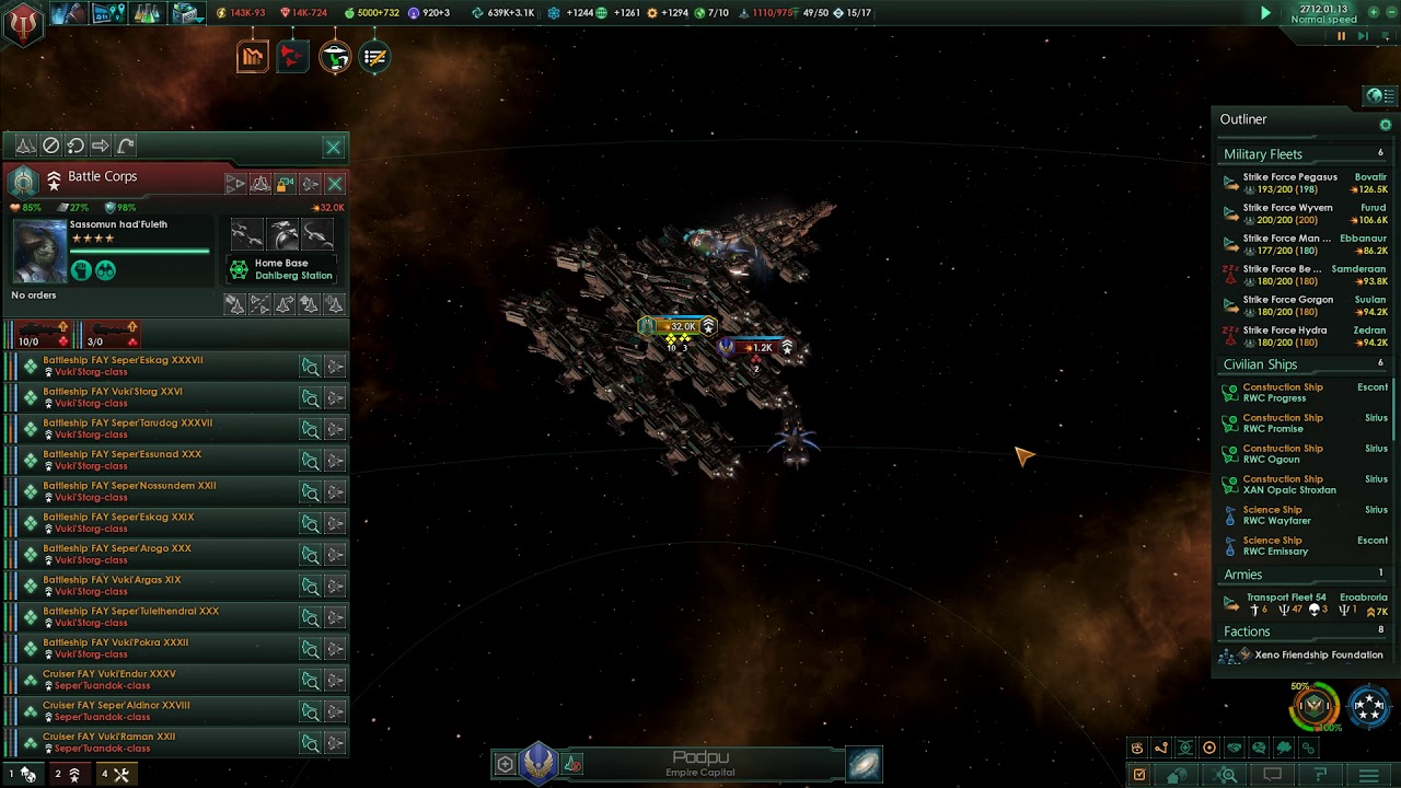 Stellaris 2 0 - constant war exhaustion, no cheating here