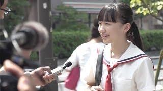 芦田愛菜がリポーターから「本当は60歳だという噂がありますが?」と突...