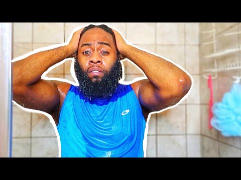 How To Wash Hair in Two Strand Twist | 3B-4C Hair